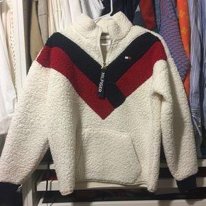 Tommy Hilfiger pacsun cozy sheep sweatshirt
